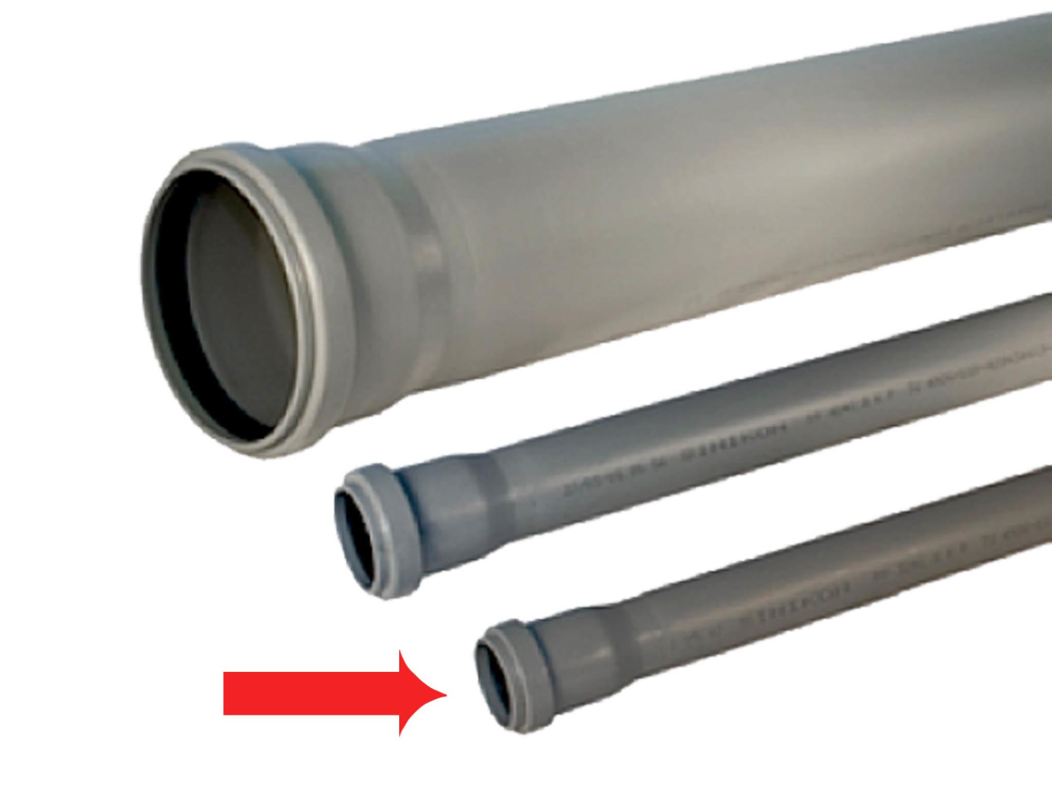 канализационные трубы наружной канализации 150